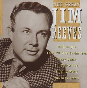 Jim Reeves - The Great Jim Reeves