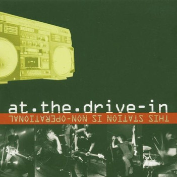 At the Drive-in - Anthology:This Station Is..(CD
