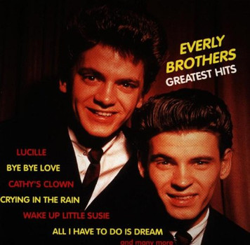 the Everly Brothers - Greatest Hits