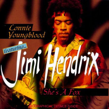 Connie Youngblood - Featering Jimi Hendrix