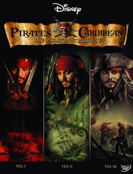 Fluch Der Karibik 1 3 3 Dvds Box Set Gebraucht Kaufen