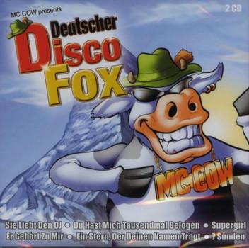 Various - McCow Presents : Deutscher Disco Fox - 2 CD