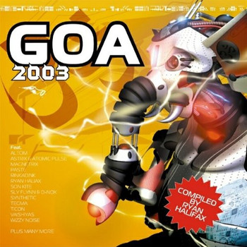 Various - Goa 2003 Vol.1