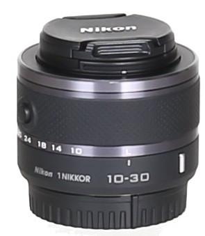 Nikon 1 NIKKOR 10-30 mm F3.5-5.6 VR 40,5 mm filter (geschikt voor Nikon 1) zwart