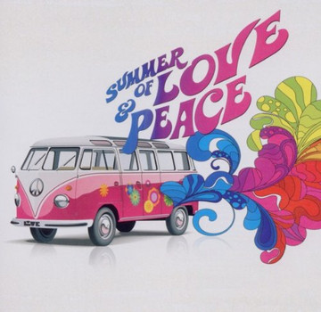 Various - Summer of Love and Peace