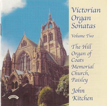 John Kitchen - Victorian Organson.Vol.2