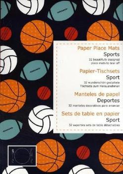Tischset Sport