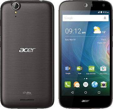 Acer Liquid Z630 16GB zwart