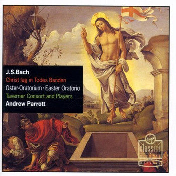 a. Parrott - Oster-Oratorium / Kantate BWV 4