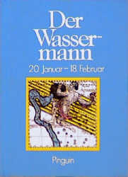 Wassermann 20. Januar bis 18. Februar