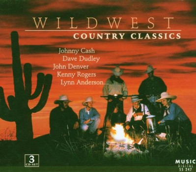 Johnny Cash - Wildwest Country Classics