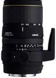Sigma 170-500 mm F5.0-6.3 APO D 86 mm Objetivo (Montura Canon EF) negro