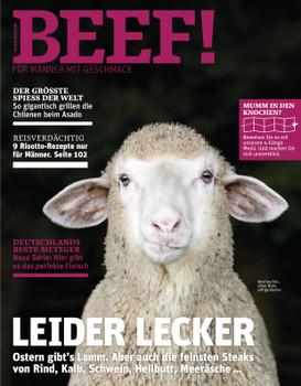 BEEF! - Für Männer mit Geschmack: Ausgabe 2/2015