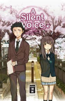 A Silent Voice 02 - Yoshitoki Oima [Taschenbuch]