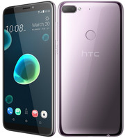 HTC Desire 12 Plus 32GB plata