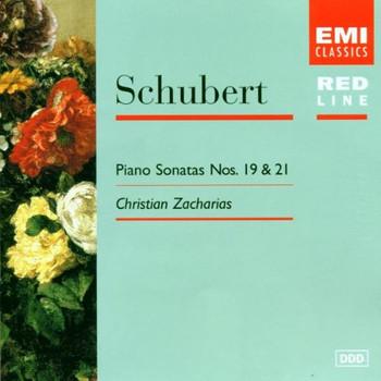 Christian Zacharias - Klaviersonaten 19 und 21