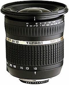 Tamron SP AF 10-24 mm F3.5-4.5 Di LD II 77 mm filter (geschikt voor Canon EF) zwart