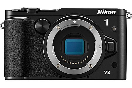 Nikon 1 V3 zwart
