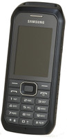 Samsung B550 Galaxy Xcover 256MB argento scuro