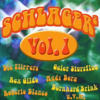 Various - Schlager im Quadrat Vol.1