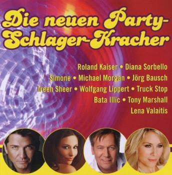 Various - Die Neuen Party-Schlager-Kracher