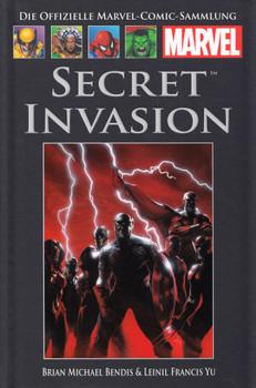 Die offizielle Marvel-Comic-Sammlung 57: Secret Invasion - Brian Michael Bendis [Gebundene Ausgabe]