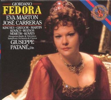 Eva Marton - Giordano: Fedora