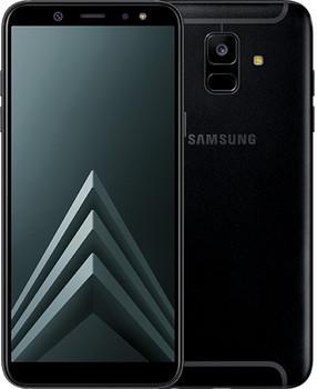 Samsung A600FD Galaxy A6 (2018) Dual SIM 32GB nero