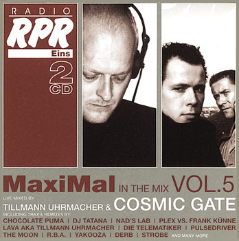 Various - Rpr Maximal in the Mix Vol.5 M