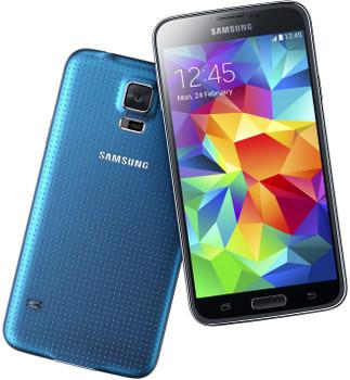 Samsung G901F Galaxy S5 with LTE+ 16 Go bleu électrique