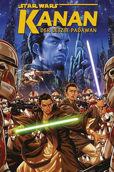 Star Wars: Kanan - Der letzte Padawan - Greg Weisman [Broschiert]