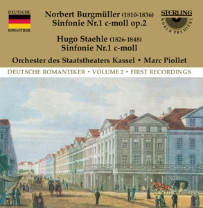 Piollet - Burgmüller:Sinfonie 1