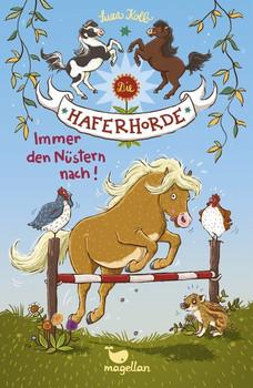 Die Haferhorde - Immer den Nüstern nach! - Band 3 - Kolb, Suza