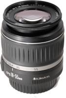 Canon EF-S 18-55 mm F3.5-5.6 II 58 mm filter (geschikt voor Canon EF-S) zwart