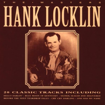 Hank Locklin - The Masters