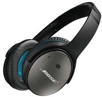 Bose QuietComfort 25 Acoustic cancelación de ruido auriculares negro [para iOS]