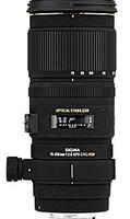 Sigma 70-200 mm F2.8 DG EX HSM 77 mm Objetivo (Montura Canon EF) negro