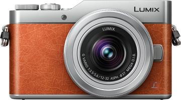 Panasonic Lumix DC-GX800 Cuerpo naranja