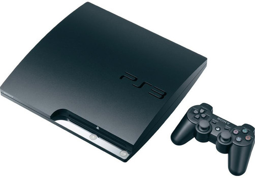 Sony PlayStation 3 slim 120 GB nero [controller wireless incluso]