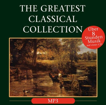 Mp3cls 001 - The Greatest Classical Collection