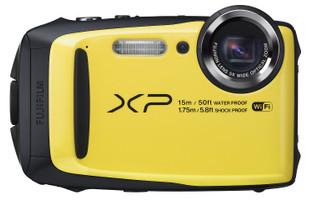 Fujifilm XP90 geel