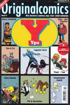 Yps Originalcomics Spezial: Band 2 - Die besten Comics aus vier Jahrzehnten [Taschenbuch]