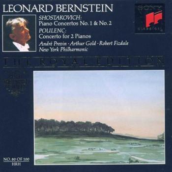 Leonard Bernstein - 2 Klav.Kon/Kon.F.2klav.F-Moll