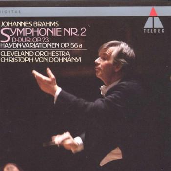 Christoph Von Dohnanyi - Sinfonie 2 / Haydn-Variationen