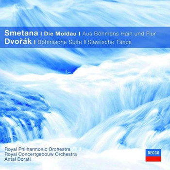 Antal Dorati - Die Moldau/Böhmische Suite U.a.(Cc)