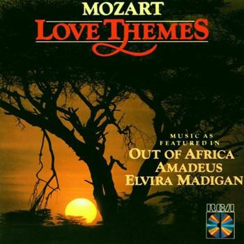 Various - Mozart Love Themes
