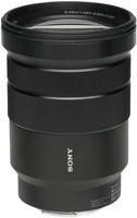 Sony E 18-105 mm F4.0 G OSS PZ 72 mm Obiettivo (compatible con Sony E-mount) nero