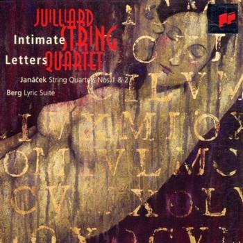 Juilliard String Quartet - Lyrische Suite