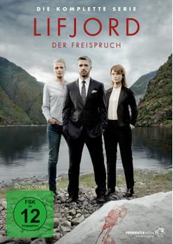 Lifjord - Der Freispruch: Staffel 1 + 2 [5 DVDs]