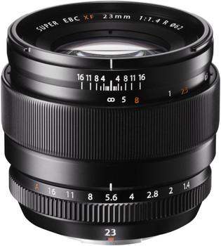 Fujifilm X 23 mm F1.4 R 62 mm filter (geschikt voor Fujifilm X) zwart